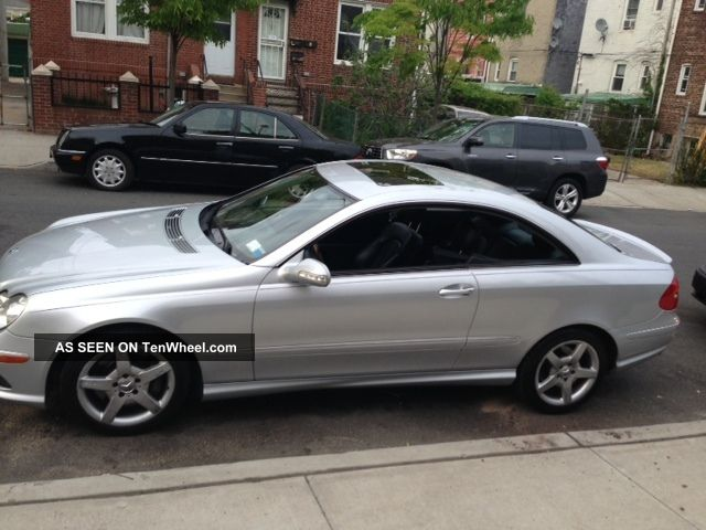 2006 mercedes benz clk500 base coupe 2 door 5 0l for 2006 mercedes benz clk 500