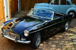 1965 Mgb Pullhande photo
