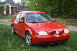 2002 Volkswagen Jetta Gl Sedan 4 - Door 2.  0l photo