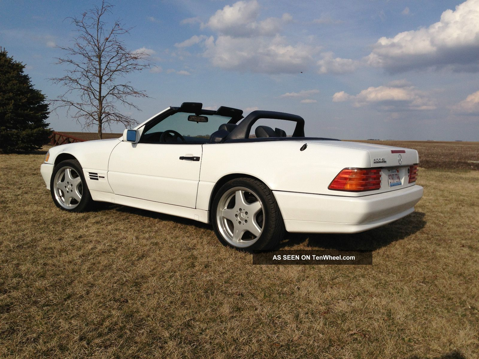 Rare 1992 mercedes 500sl sport edition 500sl sportline for 1992 mercedes benz sl500