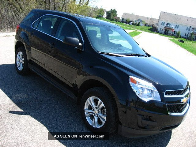 2013 chevrolet equinox specs fwd 4 door ls fuel economy. Black Bedroom Furniture Sets. Home Design Ideas