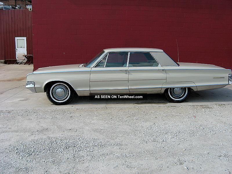 1965 Chrysler Yorker New Yorker photo