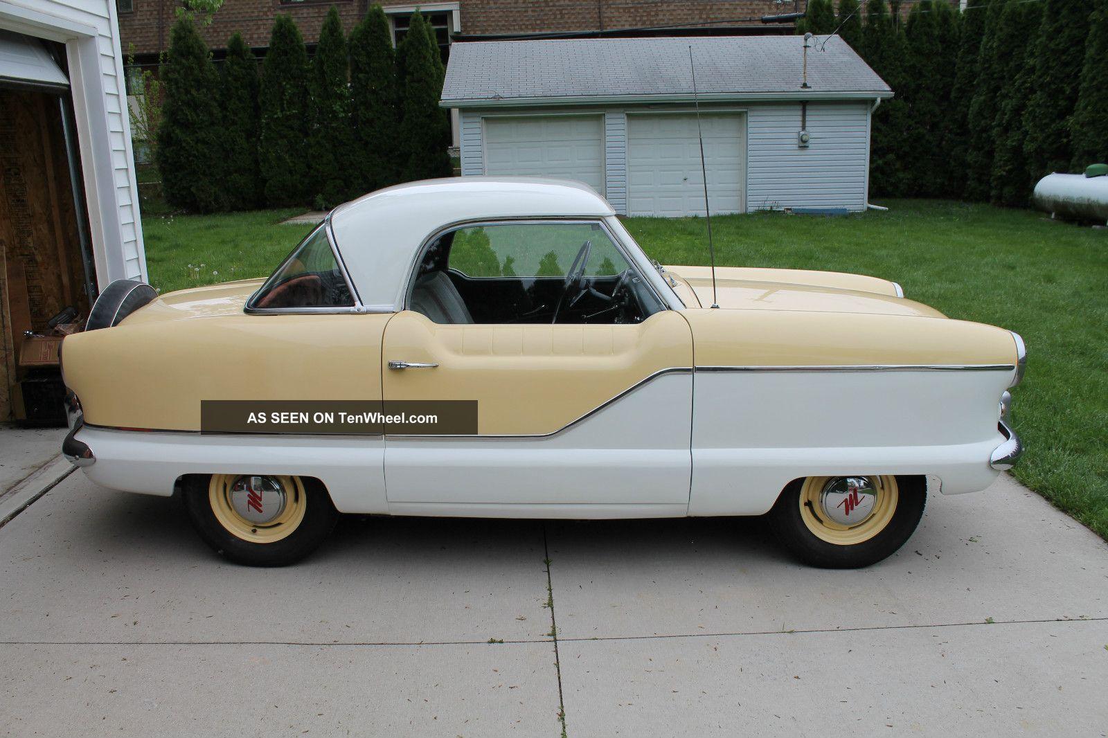 1959 Nash Metropolitan American Motors Nash photo
