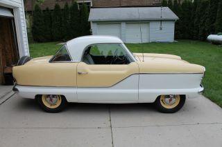 1959 Nash Metropolitan American Motors photo