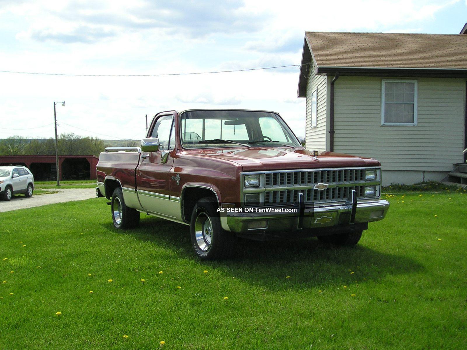 1982 Swb Chevrolet Silverado 64 65 66 67 71 72