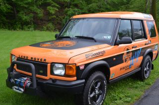 2000 Land Rover Discovery Series Authentic Trek photo