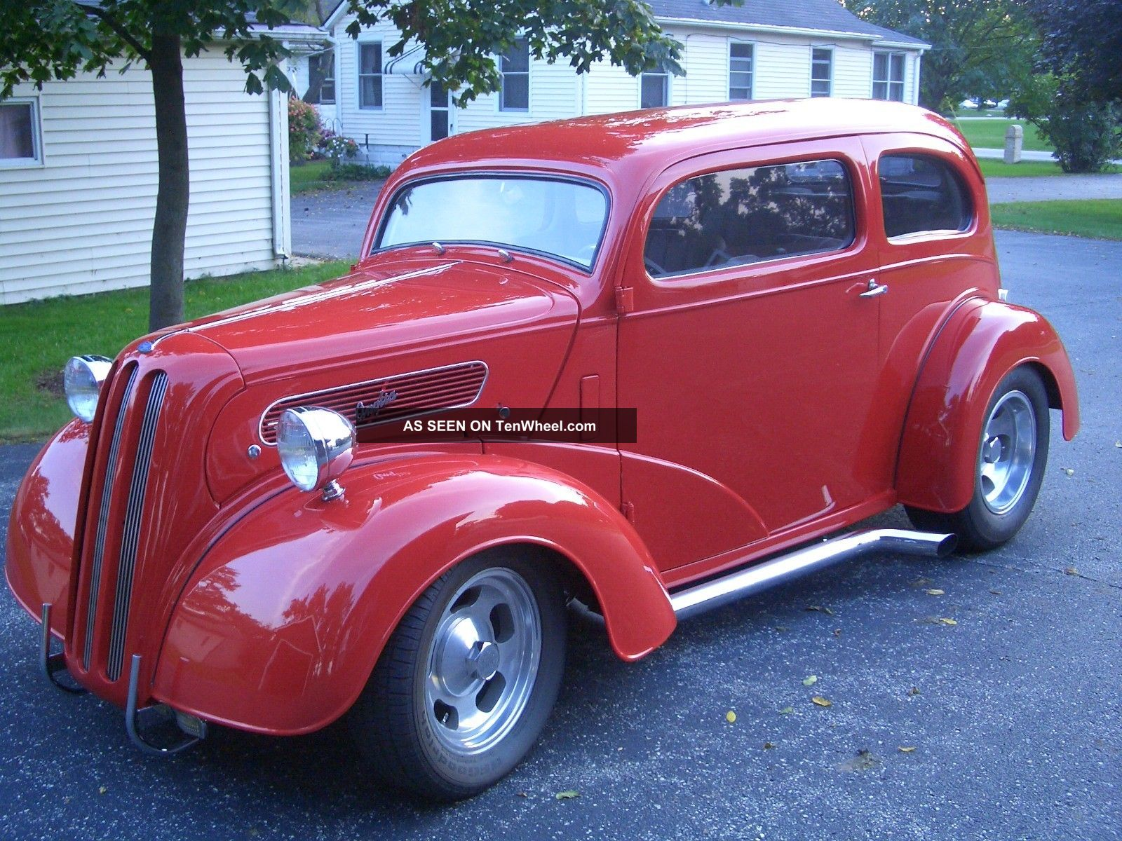 1948 Ford Anglia Hot Rod - Steel Body Other photo