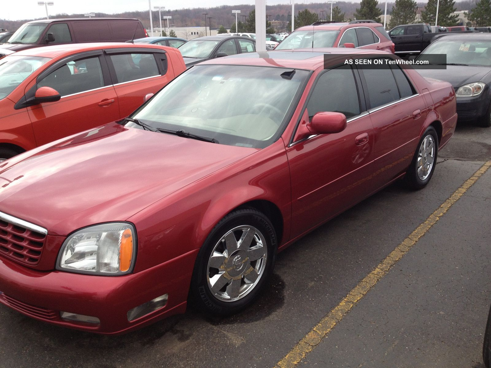 2004 cadillac deville dts northstar 300 hp. Cars Review. Best American Auto & Cars Review