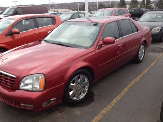 2004 Cadillac Deville Dts Northstar 300 Hp photo