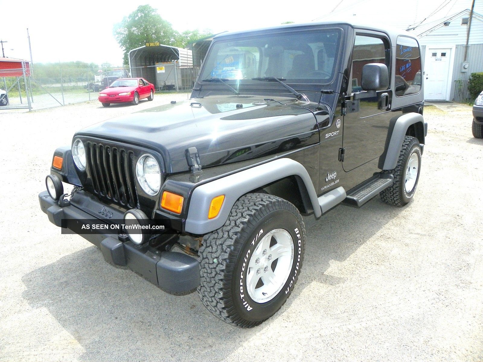 2005 jeep wrangler 4x4 hard top. Black Bedroom Furniture Sets. Home Design Ideas