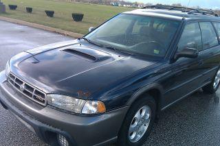 1999 Subaru Legacy Outback Wagon 4 - Door 2.  0 Turbo Not Running photo