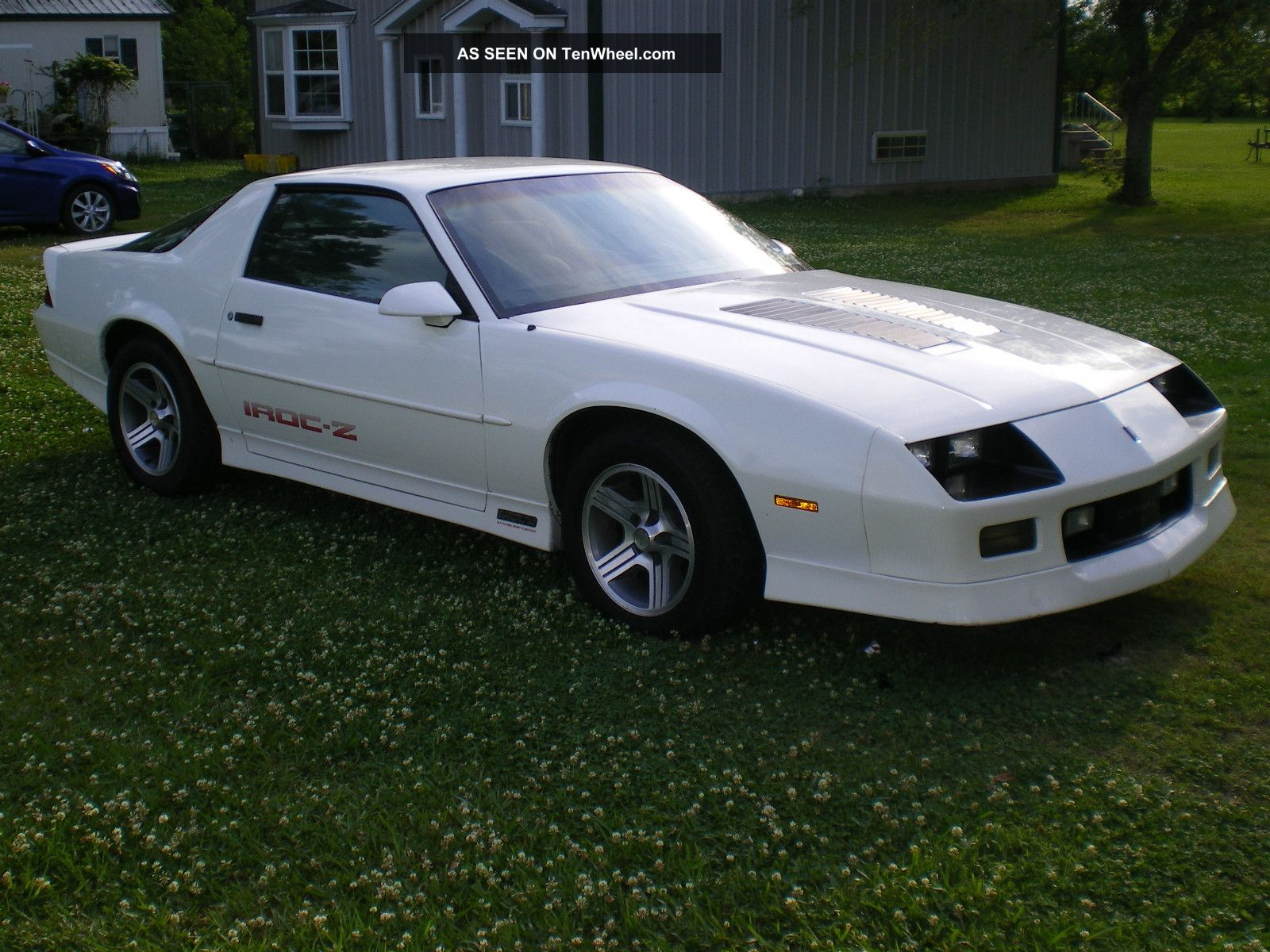 98 Camaro Ss Specs 50 Images Car Engineer Chevy Wiring Diagram 1988 Iroc 350 Tpi Irock Z28 5 7l L98 With G92 Option