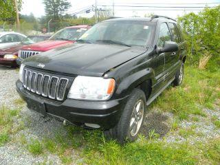 2002 Jeep Grand Cherokee Overland Mechanics Special photo