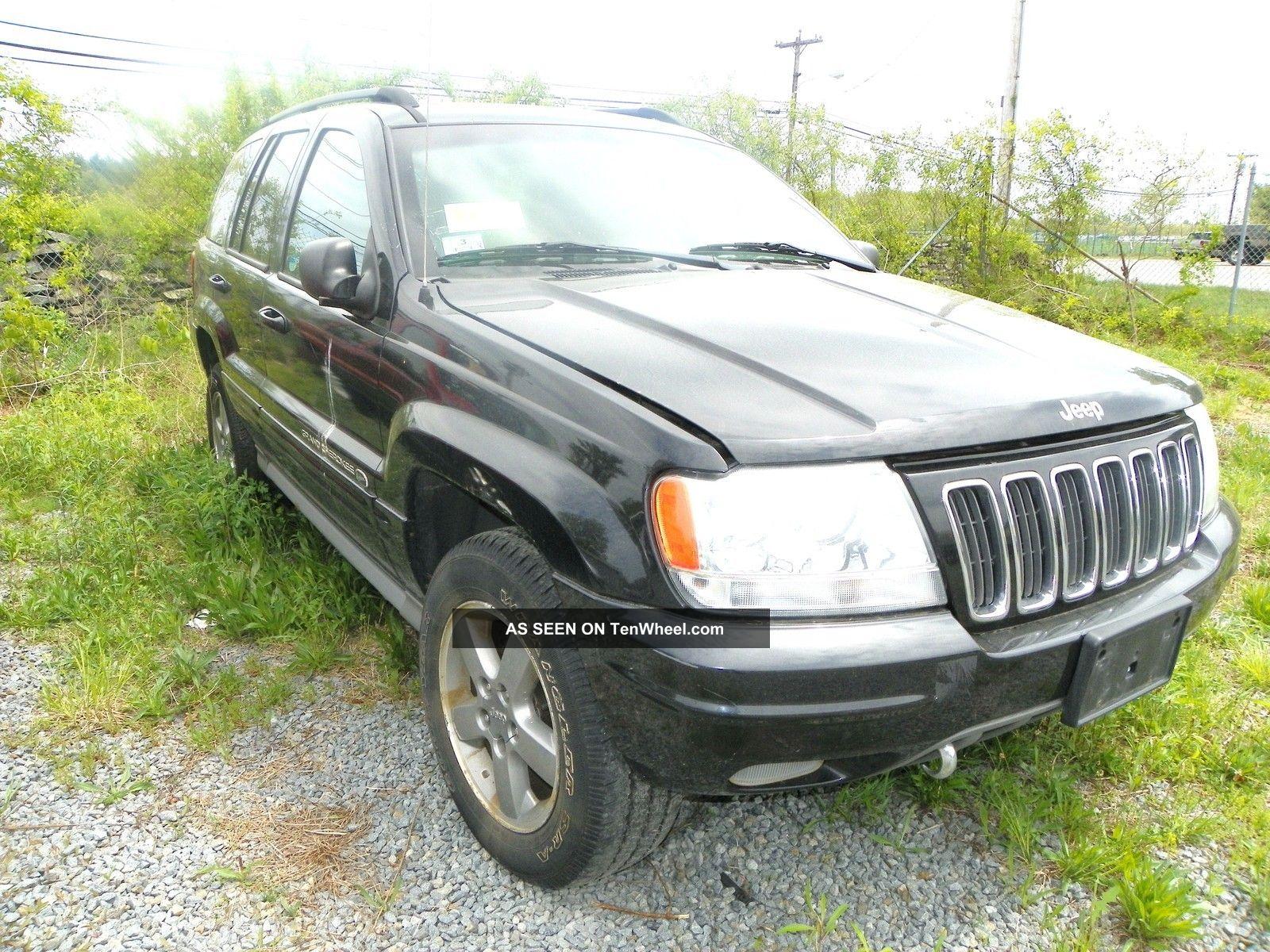 2002 jeep grand cherokee overland mechanics special. Black Bedroom Furniture Sets. Home Design Ideas