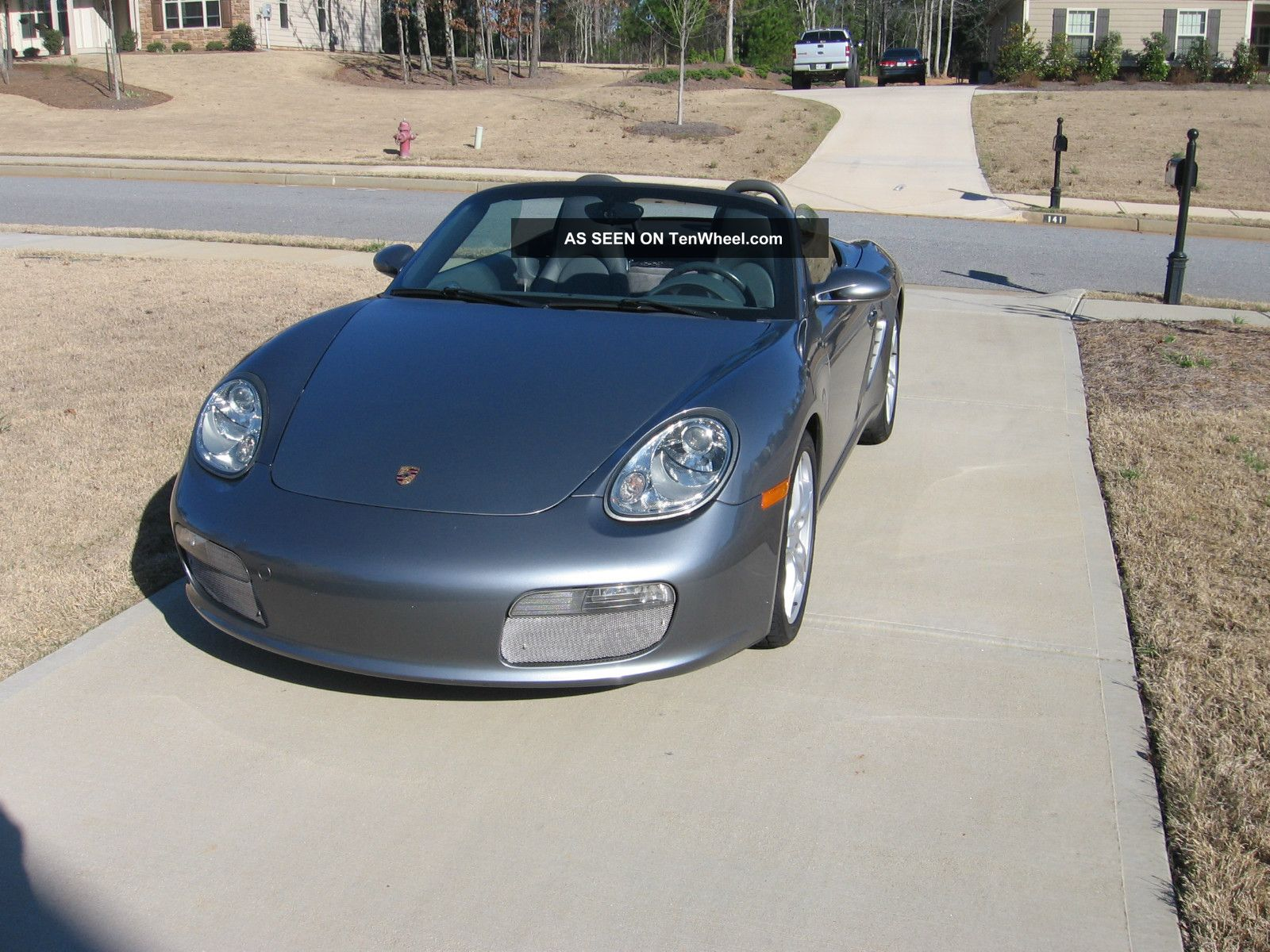 2006 Porsche Boxster With Engine Problems Boxster photo