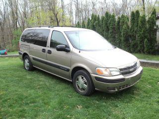 2004 Chevrolet Venture Ls Mini Passenger Van 4 - Door 3.  4l photo