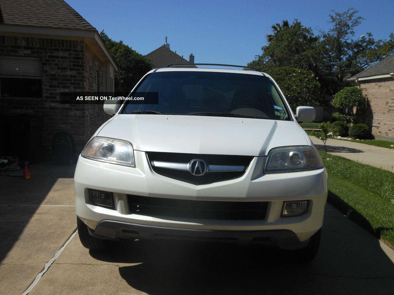 2005 Acura Mdx Touring Sport Utility 4