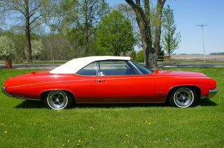 1971 Buick Centurion Base 7.  5l photo