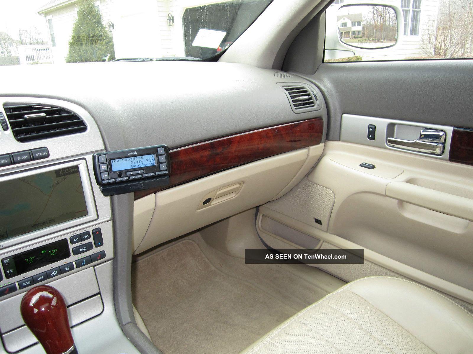 2006 Lincoln Ls Sport Sedan 4 - Door 3.  9l LS photo