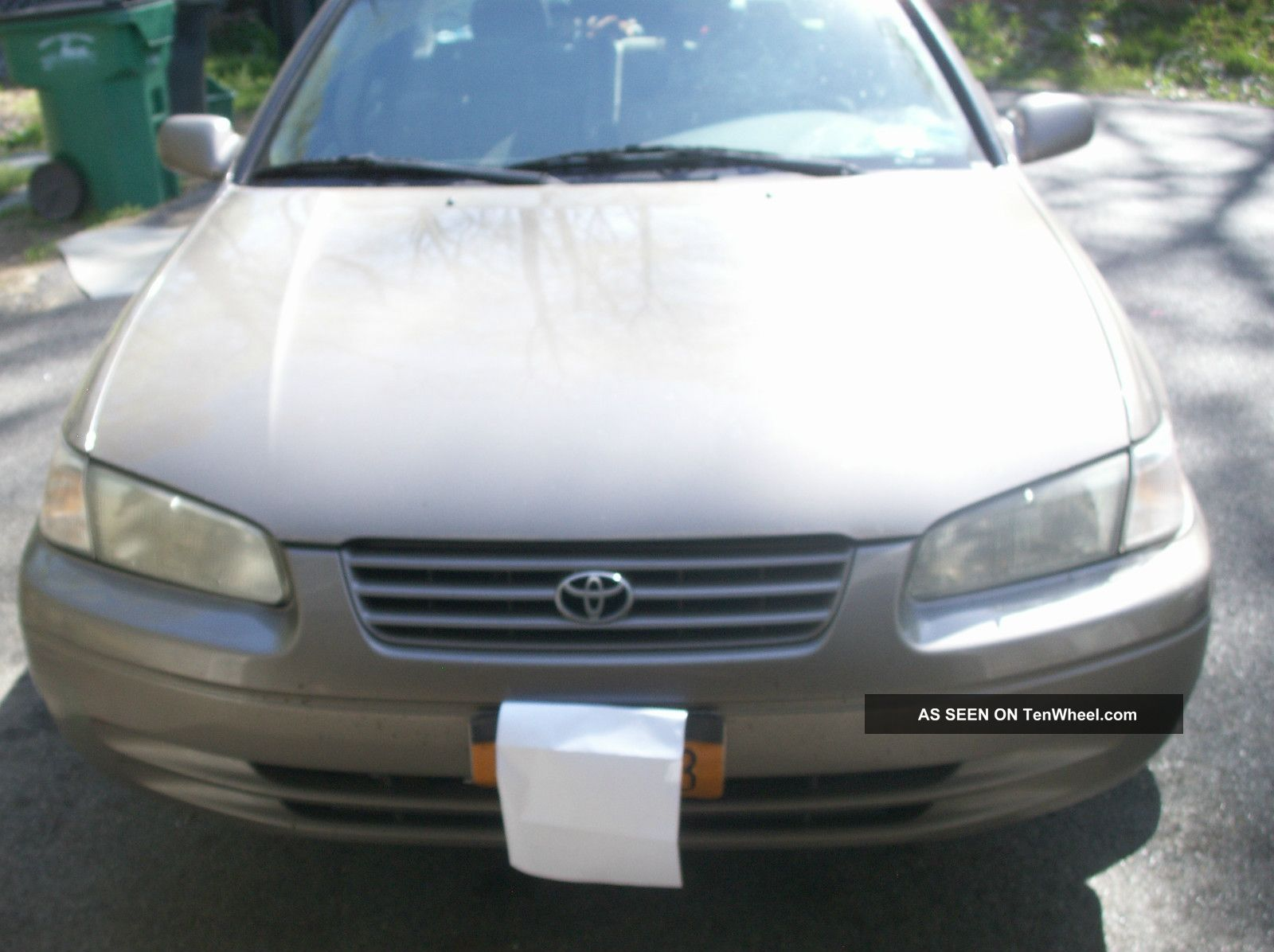 1999 Toyota Camry Le 4 Door Dr 2 2l 4 Cyl