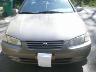 1999 Toyota Camry Le 4 Door Dr 2.  2l 4 Cyl photo