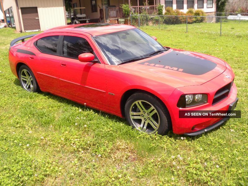 2006 Daytona Charger R / T Hemi Spoiler, ,  Maintained,  Very Charger photo
