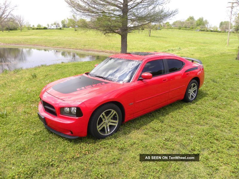 2006 daytona charger r t hemi spoiler maintained very. Black Bedroom Furniture Sets. Home Design Ideas