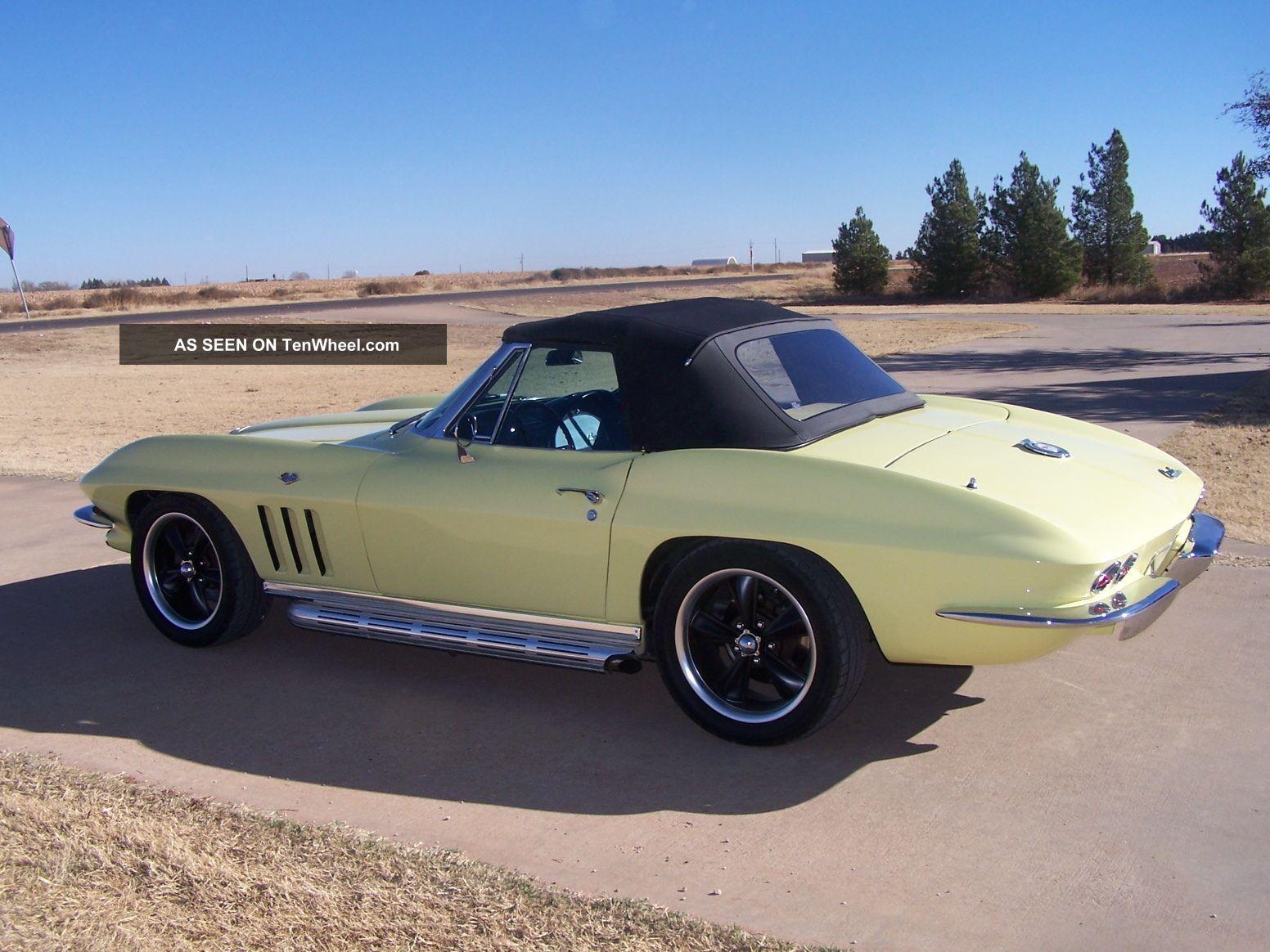 look 1965 corvette stingray convertible corvette photo 1. Cars Review. Best American Auto & Cars Review