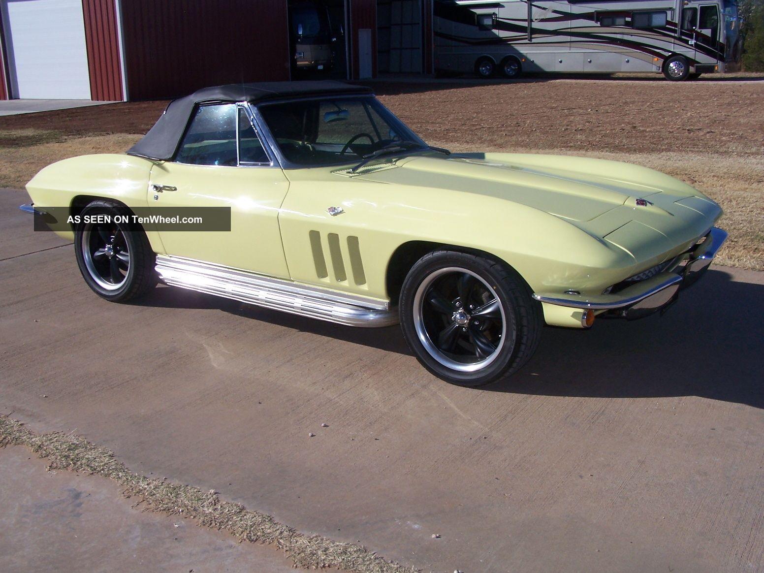 look 1965 corvette stingray convertible corvette photo 5. Cars Review. Best American Auto & Cars Review
