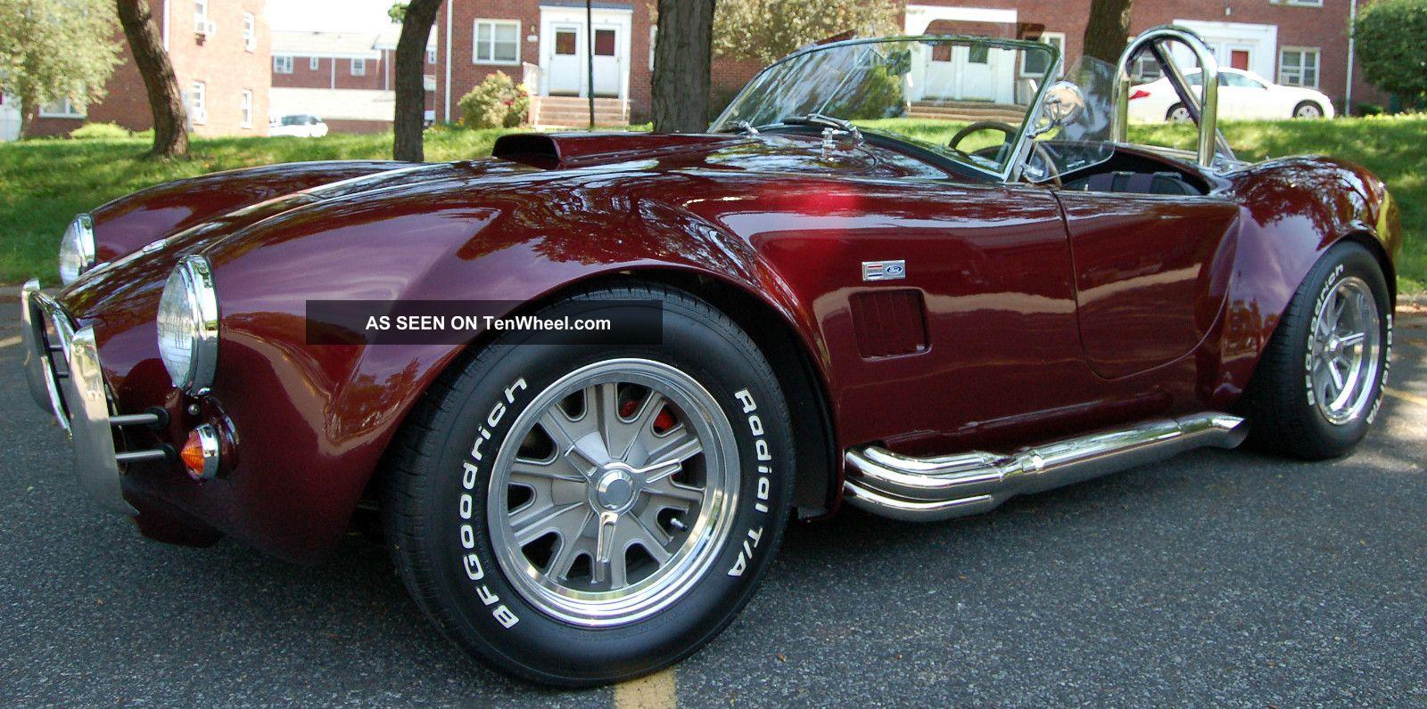 Factory Five Racing 1965 Cobra Replica Replica/Kit Makes photo