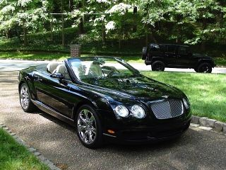 2007 Bentley Continental Gtc Convertible Serviced Utd Tires Ultra photo