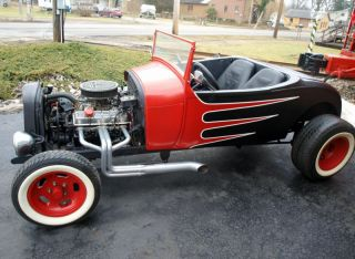 1929 Ford Model A Roadster - Steel,  Hot Rod / Rat Rod photo