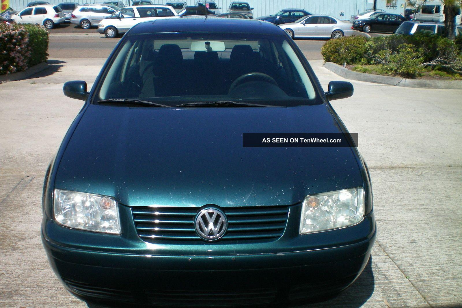 2001 Volkswagen Jetta Tdi Sedan 4 - Door 1.  9l Jetta photo