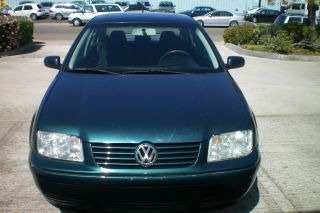 2001 Volkswagen Jetta Tdi Sedan 4 - Door 1.  9l photo