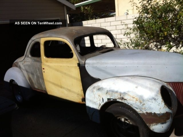 1939 Ford Coupe Other photo