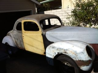 1939 Ford Coupe photo
