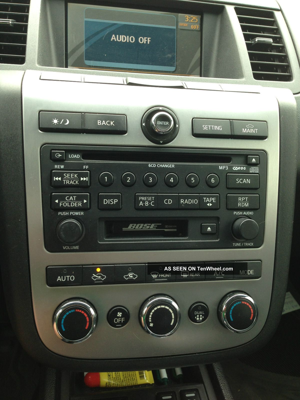 2006 Nissan Murano S Sport Utility 4 - Door 3.  5l Murano photo
