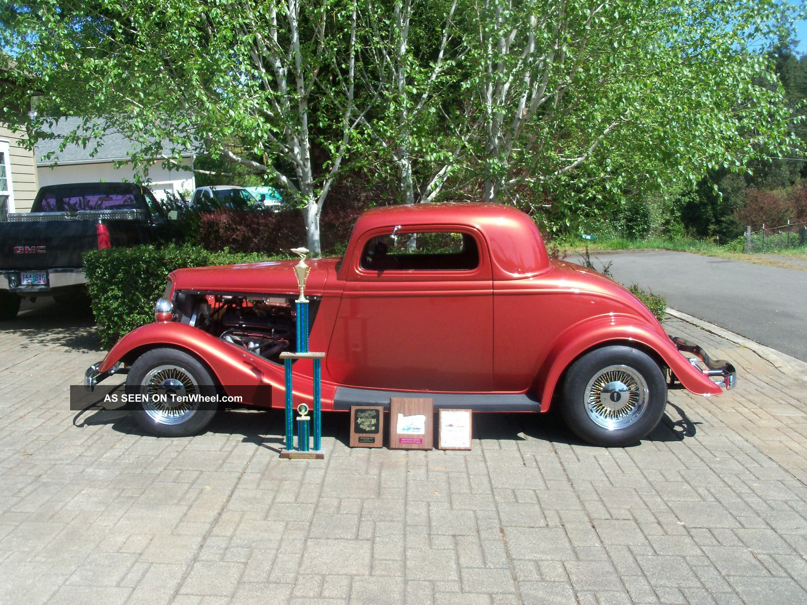 1934 Ford Coupe - Fiberglass Classic Motor Carriage Other photo