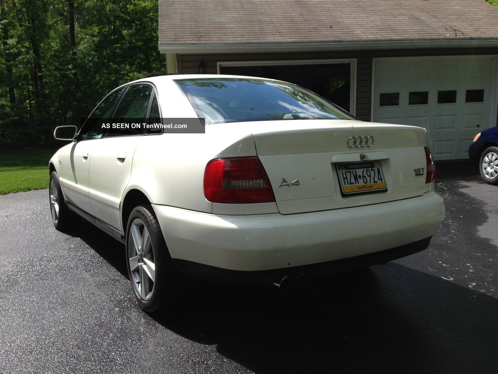 1999 Audi A4 1.8 Automatic related infomation ...