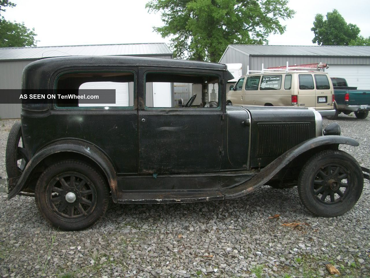 pontiac 1929 2 door opera sedan