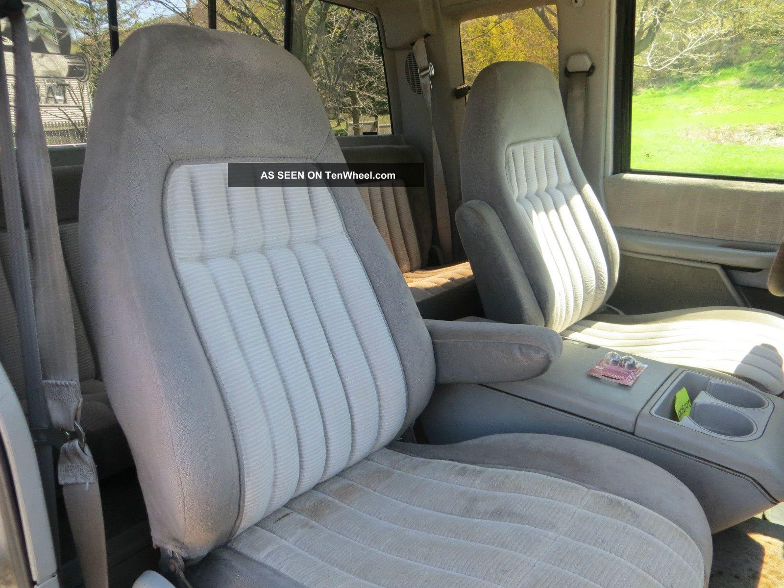 1993 Chevy Silverado 2500 4x4