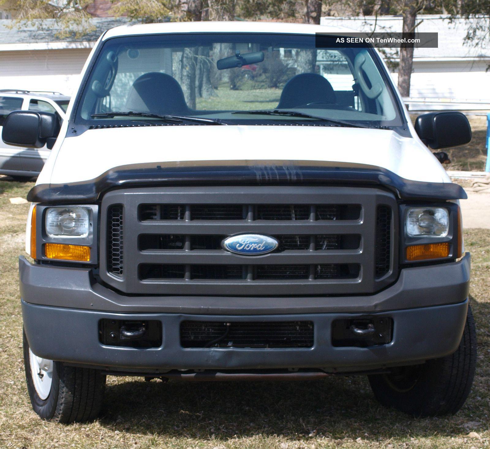 250 Duty Xl Standard Cab 6. 0l Turbo Diesel