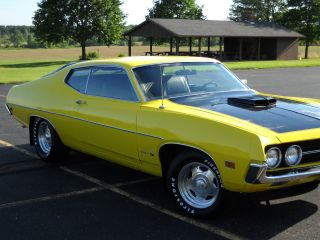 1970 Cobra Jet Torino - 4 Speed photo