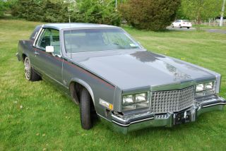 1980 Cadillac Eldorado Biarritz Coupe 2 - Door 5.  7l Rare photo