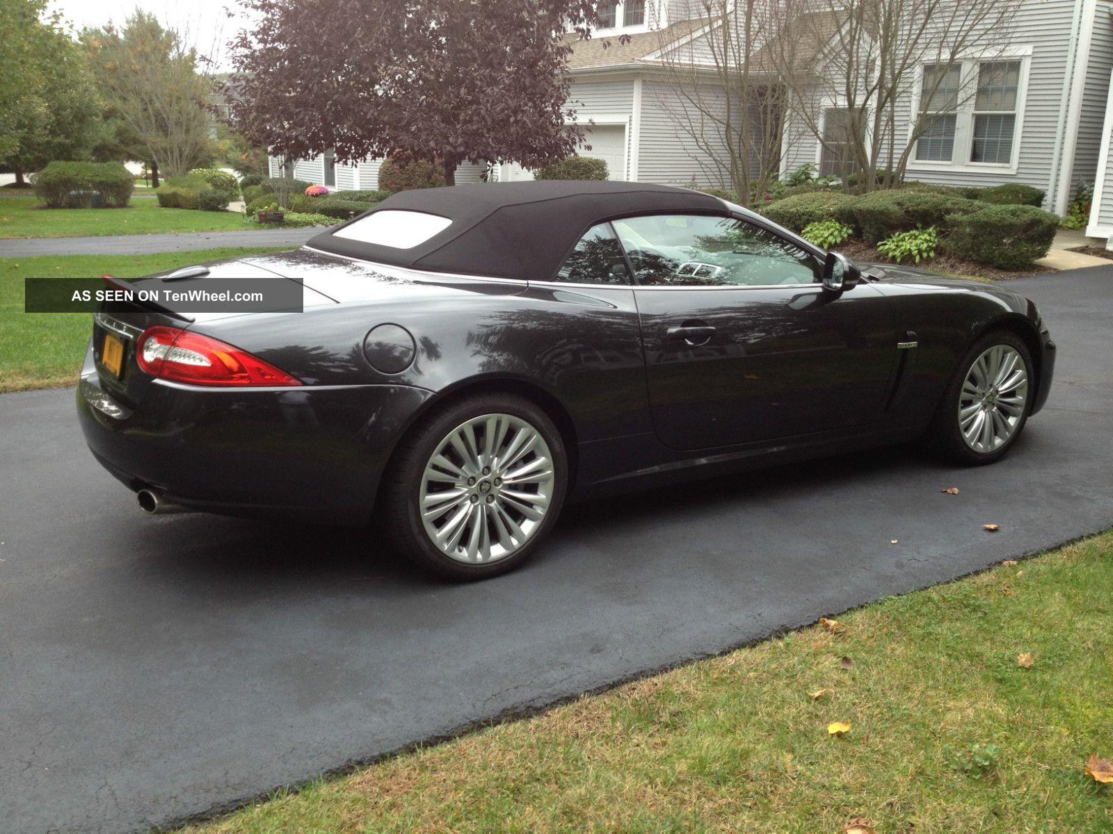 2011 Jaguar Xk Convertible XK photo