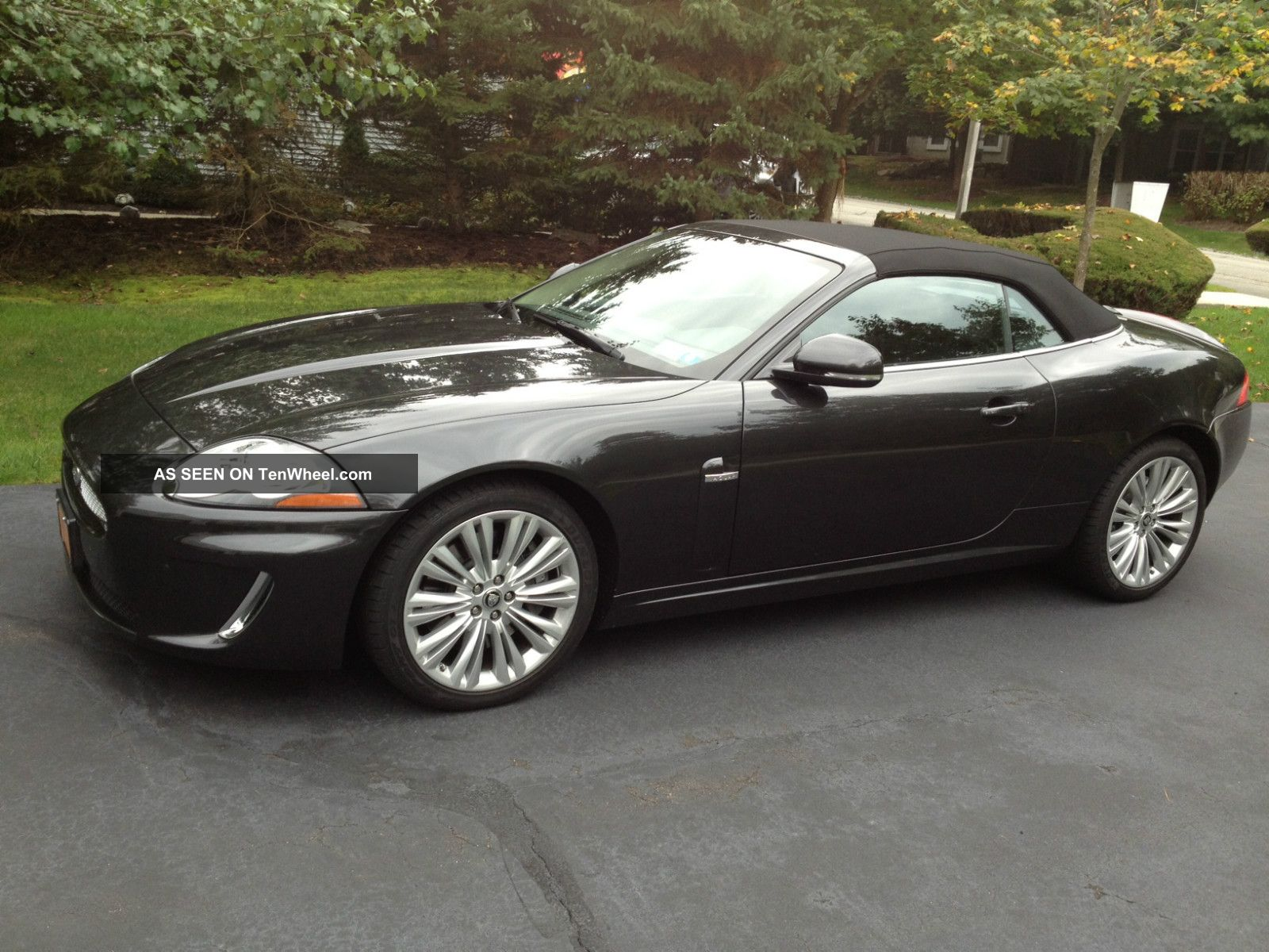 2011 Jaguar Xk Convertible
