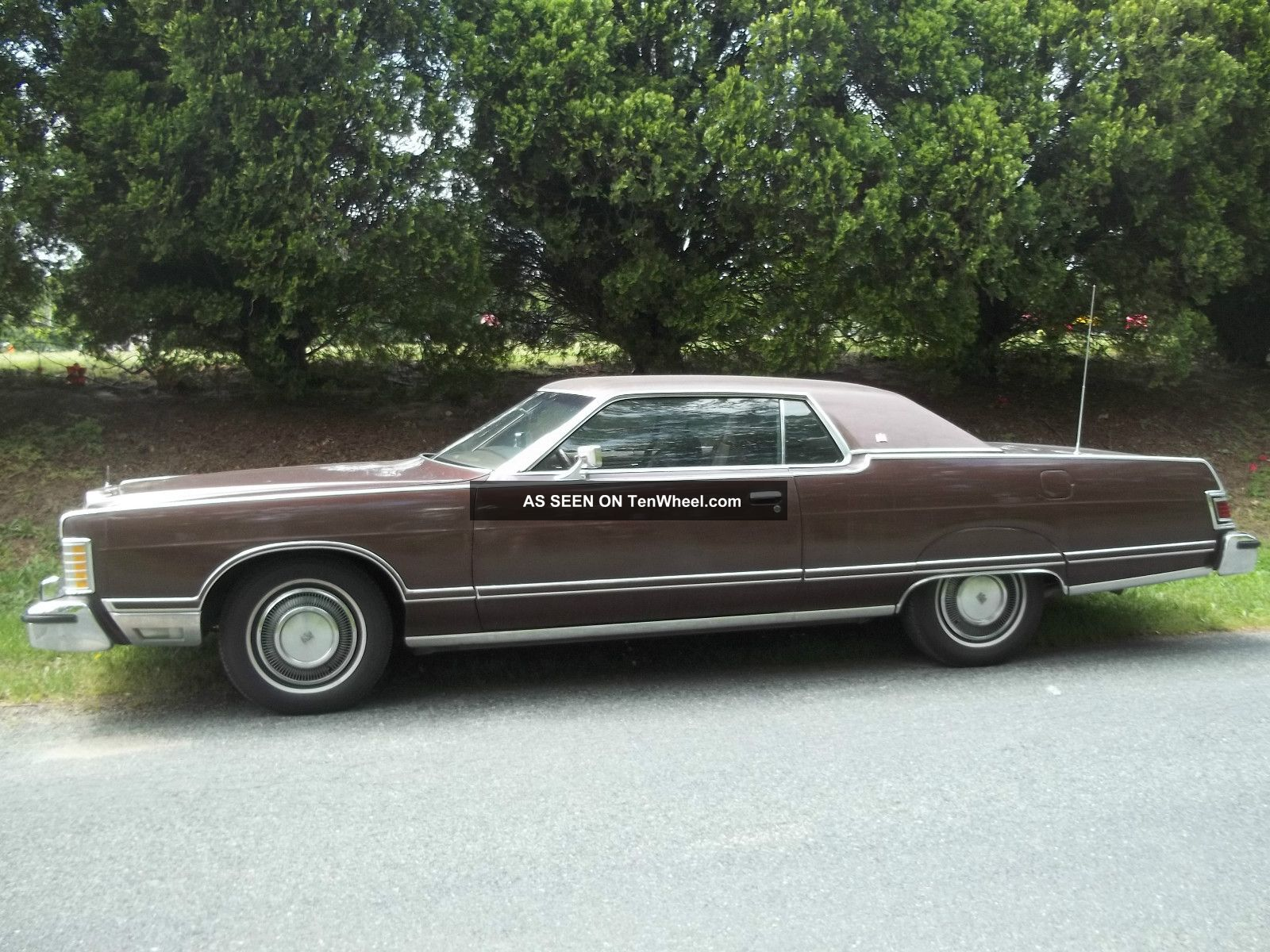 1978 Mercury Grand Marquis Grand Marquis photo