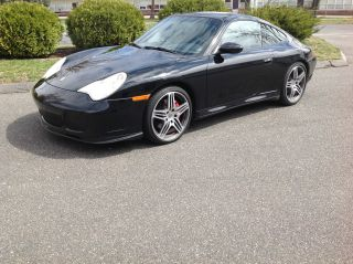 2003 Porsche 911 Carrera 4s Coupe 2 - Door 3.  6l photo