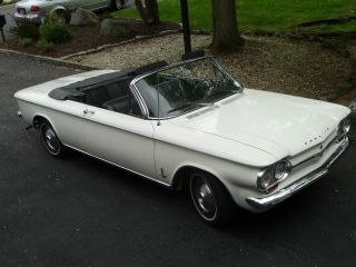 1964 Chevrolet Corvair Monza Convertible All Car photo