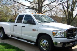 2008 Dodge Ram 3500 Big Horn Slt Dually photo